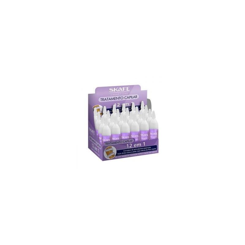 ویال آمپول درمانی مو Hair Treatment 12 in 1      کاتالوگ محصولات