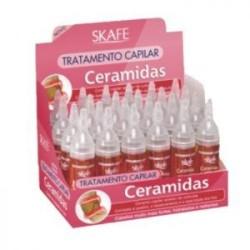ویال آمپول ضد شکنندگی و خشکی مو سرامیداس Ceramides